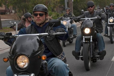 Sons Of Anarchy Ride To Boom! Studios