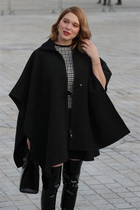 lea seydoux louis vuitton autumn winter fashion show in 3 7 2017