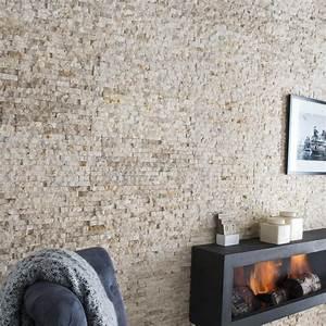 plaquette de parement pierre naturelle beige canyon With good terrasse jardin leroy merlin 3 des plaquettes de parement en pierre naturelle beige