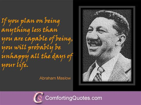 maslow  actualization quotes quotesgram