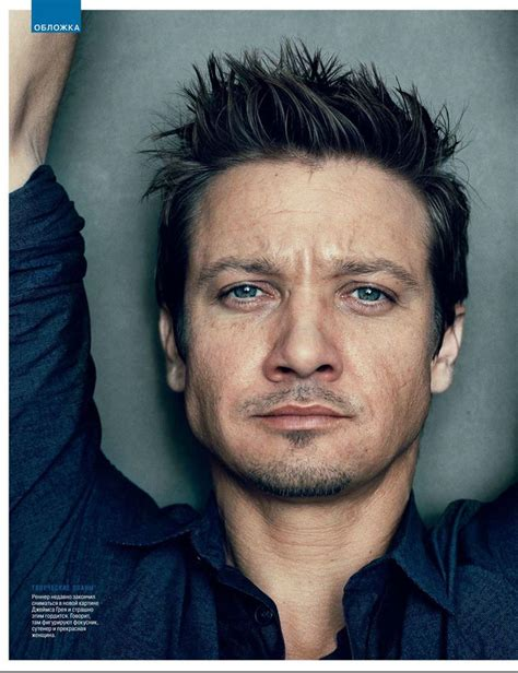 Best Images About Parts The Body Jeremy Renner