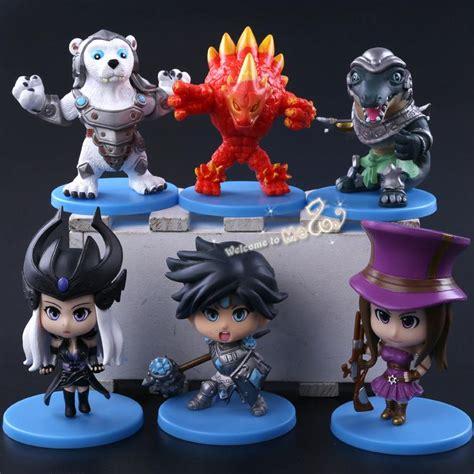 2018 Lol Champions Action Figures 8cm League Of Legends