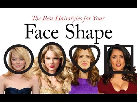 hair styles   face shape    find