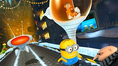 despicable  minion rush vector race battle gameplay