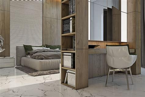 masculine apartments  super comfy sofas  sleek color palettes