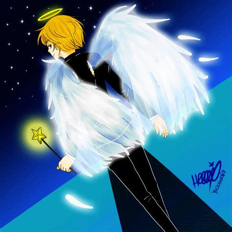 elegant angel by yockhnoory on deviantart