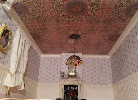 1000 images about dollhouse ceilings on pinterest