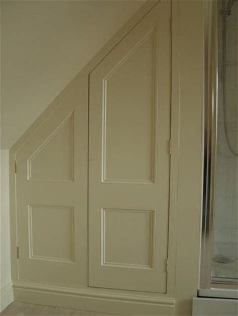 Decorate Cupboard Doors by Attic Bedroom Closets Pictures And Design On