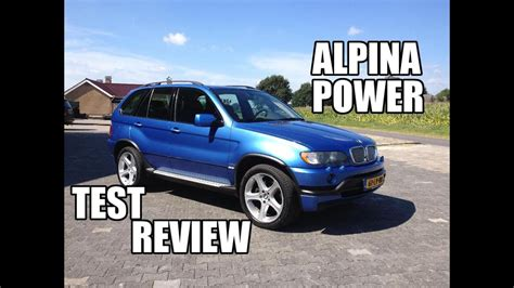 bmw    alpina power review test jmspeedshop