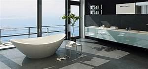 Carrelages Salle De Bain : salle de bains haut de gamme carrelages de salles de ~ Melissatoandfro.com Idées de Décoration