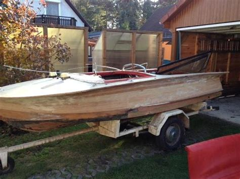 Motorboot Ddr by Motorboot Hellwig Panther Restaurationsobjekt In Bindow