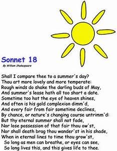 Sonnet Poem For Kids   www.pixshark.com - Images Galleries ...