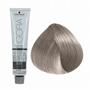 Coloration Cheveux Gris Perle : schwarzkopf ccolorations gris acier 60ml igora royal abso ~ Nature-et-papiers.com Idées de Décoration