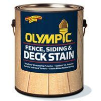 olympic voc compliant semi transparent stain clove brown
