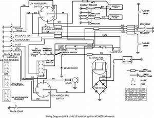 Daytona Wiring Diagram