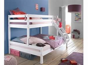 Lit 3 Couchages : adoptez le lit superpos pour vos enfants elle d coration ~ Teatrodelosmanantiales.com Idées de Décoration