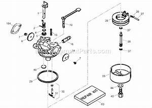 Toro 38172 Parts List And Diagram
