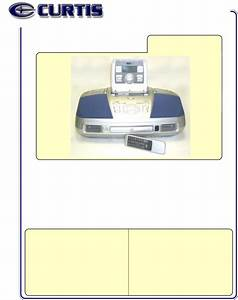 Curtis Cassette Player Rcd253 User Guide