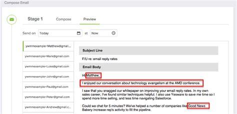 compose email send resume