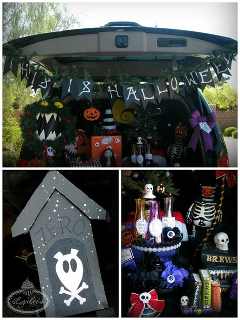 nightmare before decorations ideas nightmare before trunk or treat