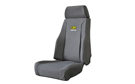 tjm canvas seat covers suit mitsubishi triton