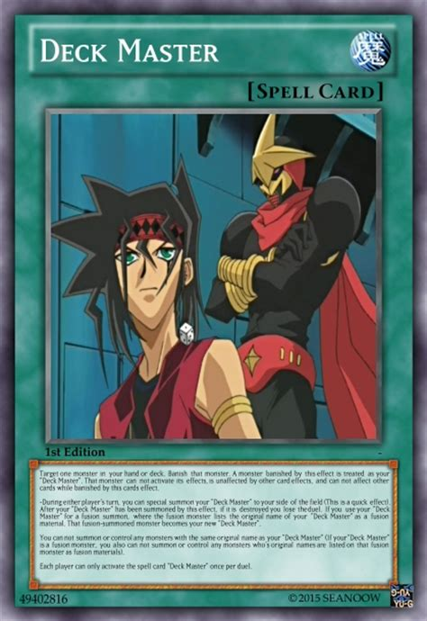 Yugioh Kuriboh Deck Master by Deck Master Experimental Cards Yugioh Card Maker Forum