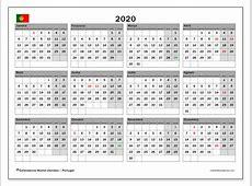 Calendario 2020 Com Feriados Portugal.Feriados Portugal 2019 Calendarios Hd