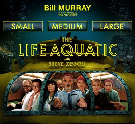 life aquatic  steve zissou