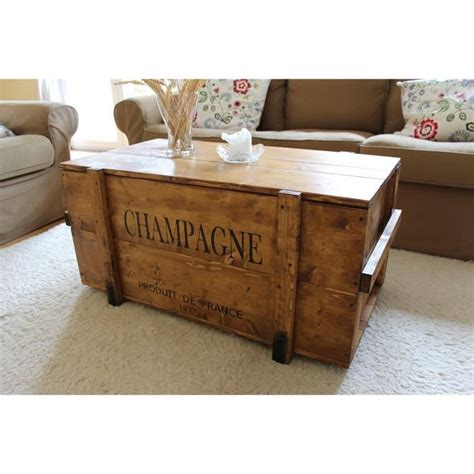 Table Basse, Table D'appoint Vintage Style Shabby Chic