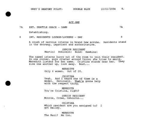Tv Script Template For Pages by The Screenwriter S Simple Guide To Formatting Television