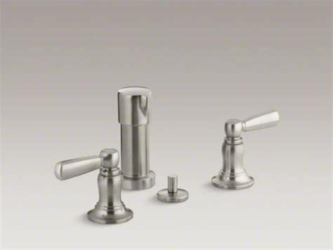 Kohler Bidet Faucets by Kohler Bancroft R Vertical Spray Bidet Faucet With Lever