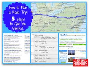 want to plan a road trip here 39 s 5 steps to get you started great family road trips