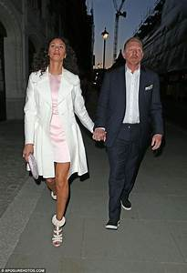 Boris Becker heads out on date night with glamorous wife ...