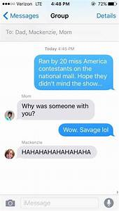 18 Funny Text Messages From Mom | Pleated Jeans