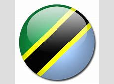 Tanzania Flag icon free download as PNG and ICO formats