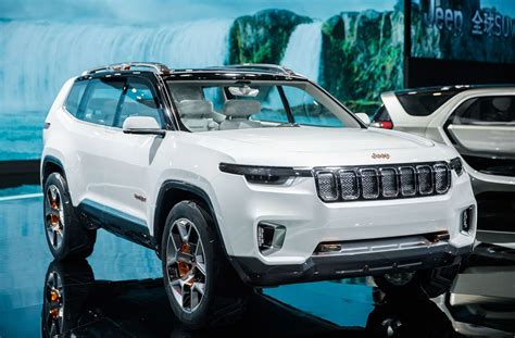 Jeep Yuntu Concept For China Looks To The Future