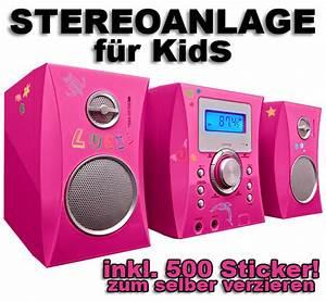 Cd Player Für Mädchen : m dchen stereoanlage musikanlage cd player radio kids pink rosa bigben mcd04 ebay ~ Orissabook.com Haus und Dekorationen