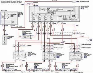 Wiring Diagram 2003 Dodge Ram Power Window Wiring Diagram