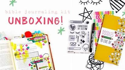 Journaling Bible Kit Doodles