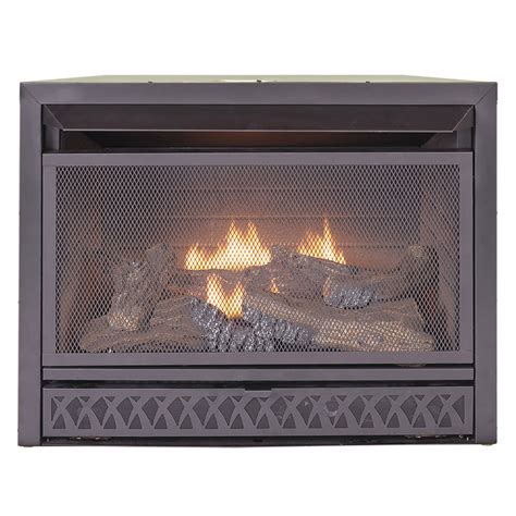 Kerosene Fireplace Insert - gas fireplace insert dual fuel technology 26 000 btu