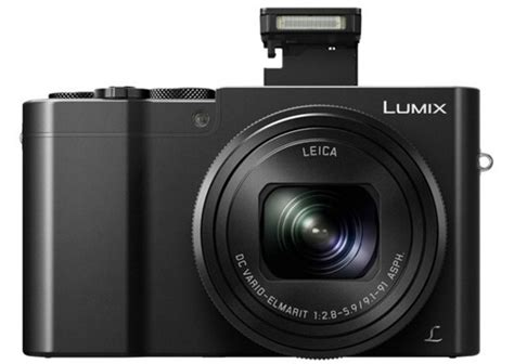 panasonic lumix tz range panasonic lumix dmc tz100 sports a hefty 10x zoom and 1 sensor for keen travelling types