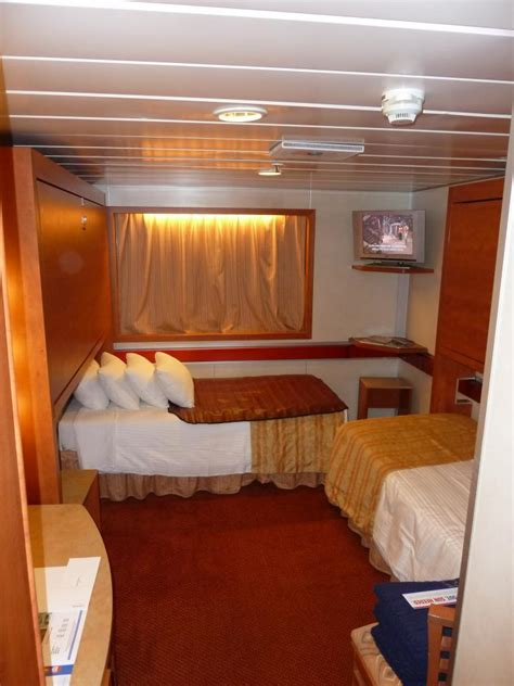 Carnival Ecstasy Cabin Plan by Carnival Fascination 3 25 2013 Review With Pictures
