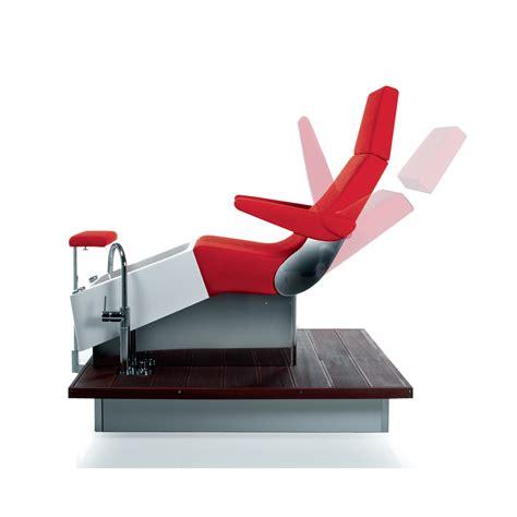streamline deck shiatsu pedicure spa chairs gamma bross