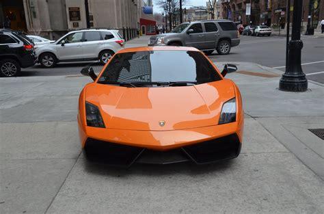 2011 Lamborghini Gallardo Lp 5704 Superleggera Stock