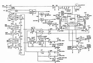 Detailed Circuit Diagram Of Logic Board And Scr Driver