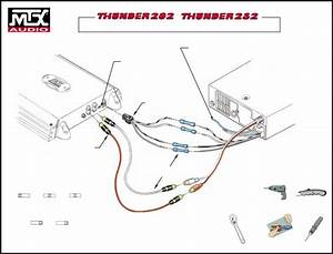 Mtx Audio Car Amplifier 202 User Guide