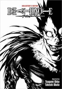 Death Note Manga Volume 1 Collector's Edition (Hardcover)