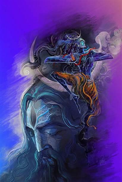Shiva Lord Wallpapers God Tandav Mobile Galaxy