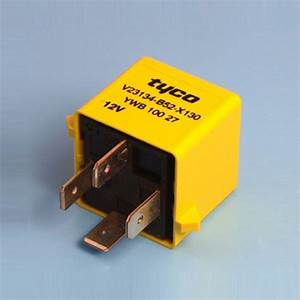 12v 40 Amp 4 Pin Relay Normally Open Contact With Coil