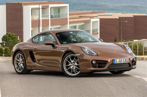2014 Porsche Cayman Reviews And Rating